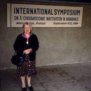 M. Lyon, Novosibirsk 1999